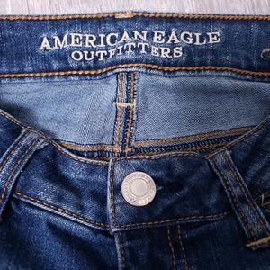 American Eagle Hi-Rise Jegging 2 Crop